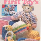 Needlecraft Shop Baby's First Toy's  89T5 Joan Drost