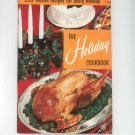 Vintage The Holiday Cookbook # 124 By Culinary Arts Institute