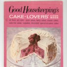 Good Housekeepings Cake Lovers Cookbook #3 1967 Vintage