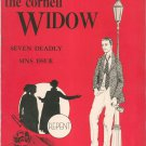 Vintage Cornell Widow Magazine February 1954 Cornell University With Advertising 7 Deadly Sins