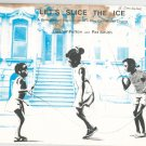 Let's Slice The Ice by Fulton & Smith Black Children's Ring Games & Chants