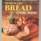 Better Homes And Gardens Homemade Bread Cookbook 069600660x Vintage 1978