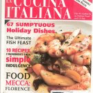 The Magazine Of La Cucina Italiana November December 2000 Fresh Pasta Back Issue Not PDF