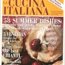 The Magazine Of La Cucina Italiana May June 2001 Seafood Antipasto Back Issue Not PDF