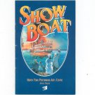 Show Boat North York Performing Arts Centre Main Stage Theatre Canada Souvenir Program