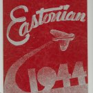 The Eastonian 1944 Year Book Yearbook East High School Buffalo New York Vintage
