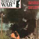 History Of The Second World War Number 4 Purnell's Glider Strike Hitler Crush Norway