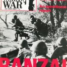History Of The Second World War Number 32 Purnell's Burma Banzai