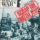 History Of The Second World War Number 43 Purnell's Adolf Hitler Scrap The Battle Fleet