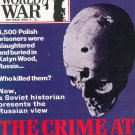 History Of The Second World War Number 45 Purnell's The Crime At Katyn Wood