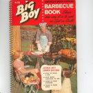 Big Boy Barbecue Book Cookbook Vintage Spit or Grill