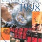 Drum Corps International Summer Music Games 1998 Souvenir