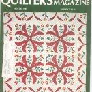 Quilter's Newsletter Magazine November December 1985 Issue 177 Not PDF