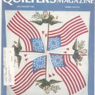 Quilter's Newsletter Magazine July August 1985 Issue 174 Not PDF