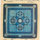 Quilter's Newsletter Magazine October 1984 Issue 166 Not PDF