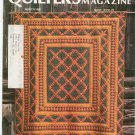 Quilter's Newsletter Magazine March 1982 Issue 140 Not PDF