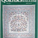 Quilter's Newsletter Magazine April 1982 Issue 141 Not PDF