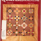 Quilter's Newsletter Magazine February 1983 Issue 149 Not PDF