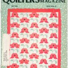Quilter's Newsletter Magazine May 1983 Issue 152 Not PDF