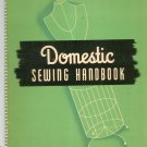 Vintage Domestic Sewing Handbook 1947 Domestic Sewing Machine Company