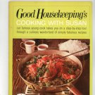 Good Housekeepings Cooking With Susan Cookbook Book 1 1967 Vintage