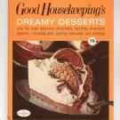 Good Housekeeping's Dreamy Desserts 5 Cookbook Vintage