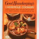 Vintage Good Housekeeping's Casserole Cookery Cookbook Number 4