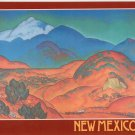 New Mexico Travel Guide 1980's ?