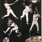 San Jose Giants Souvenir Program 2001 Baseball