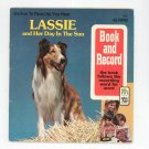 Lassie and Her Day In The Sun With Record Peter Pan Read As You Hear