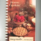 Home Cookin Mary Maxim Cookbook The Idea Place 1990