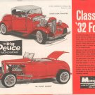 Vintage The Big Deuce by Monogram Kit PC88 Instructions