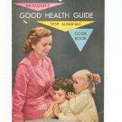 Rawleighs Good Health Guide Almanac Cookbook 1959 Vintage