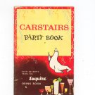 Vintage Carstairs Party Book