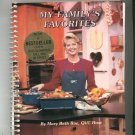 My Family's Favorites Cookbook By Mary Beth Roe QVC
