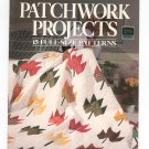 Better Homes & Gardens Patchwork Projects 15 Full Size Patterns Quilt