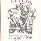 World Classics For The Guitar Howard David Herk Favilla Publication