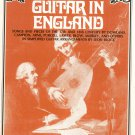 The Guitar In England Leon Block Edward Marks Music Corporation