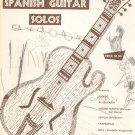 Leon Block Spanish Guitar Solos Hansen Music Corp.