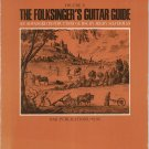 The Folksinger's Guitar Guide Volume 2 Jerry Silverman Oak Publications