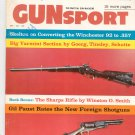 Vintage Gunsport Magazine May 1960 Sharps Rifle Big Varmint Faked Collectors Items