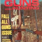 Vintage Guns And Hunting Magazine September 1962 All Guns Issue Tomahawks Not PDF