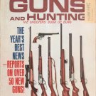Vintage Guns And Hunting Magazine January 1963 Reports On Over 50 Neew Guns Not PDF