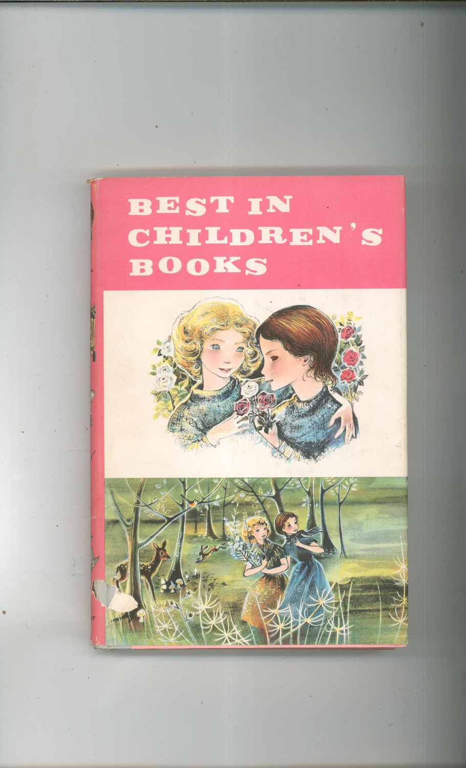 Best Children S Book Covers : Best in children s books volume vintage hard cover with