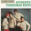 Vintage Columbia Minerva Authentic Fisherman Knits Leaflet 2514