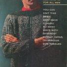 Vintage Bernat Book Number 88 For All Men Sweaters Knit