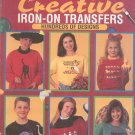 Creative Iron On Transfers Hundreds Of Designs Leisure Arts 1582