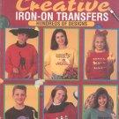 Creative Iron On Transfers Hundreds Of Designs Leisure Arts 1582
