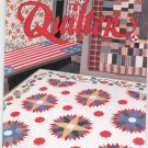 American Quilter Magazine Winter 1995 Not PDF