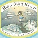 Rain Rain Rivers by Uri Shulevitz Signed Copy 0374361711 Vintage 1973